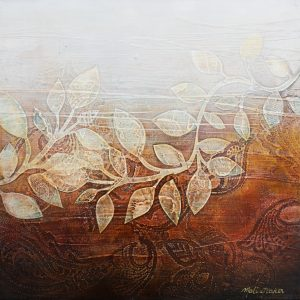 Equilibrium (i) - a painting by Malini Parker